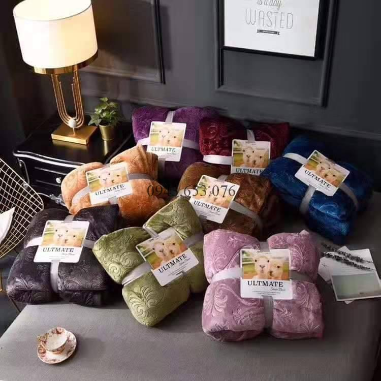 Chăn lông cừu ultimate chính hãng