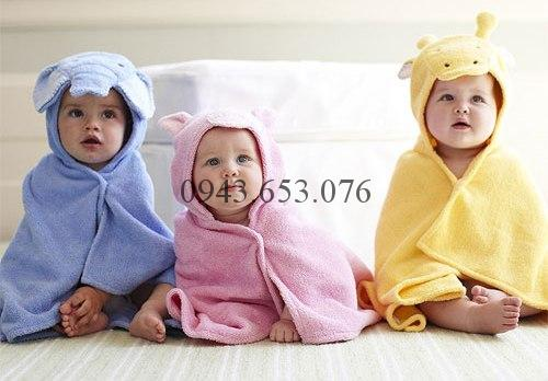 Nên dùng loại chăn nào cho trẻ sơ sinh?