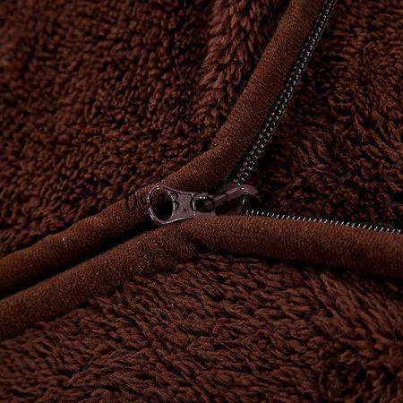Khóa của túi ngủ lông cừu