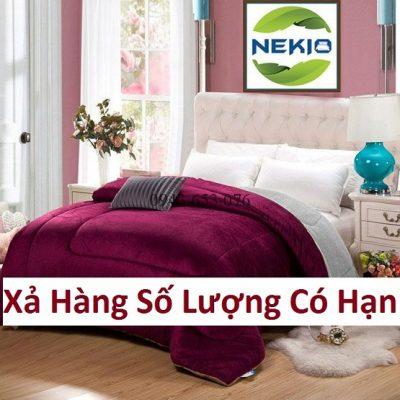 Xả hàng chăn lông cừu tại Hà Nội